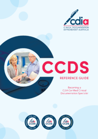 CCDS Reference Guide Front Cover