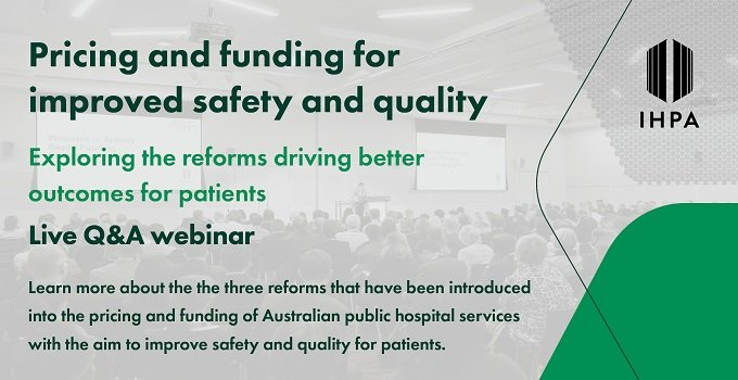 Pricing and funding for improved safety and quality