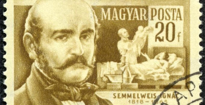 The story of Ignaz Semmelweis